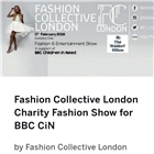 Click to see 'LFW Fashion Collective' category