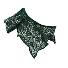 Guipure Lace Leaf Top